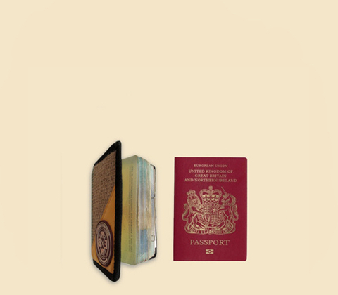 Wild Passport Case